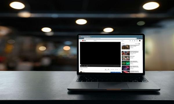 Solve youtube black screen
