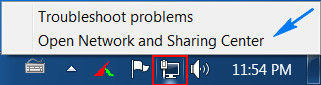 network-settings in pc